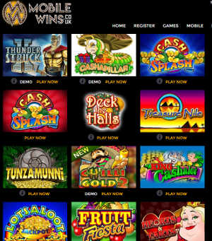 Jackpot Slots - MobileWins Games