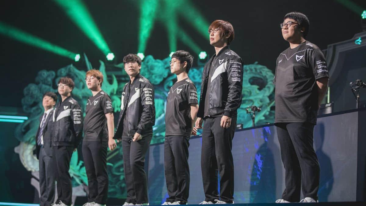 Samsung Galaxy League of Legends