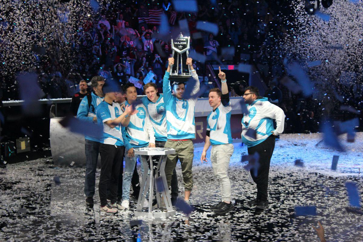 Cloud9 wins ELEAGUE Major Boston
