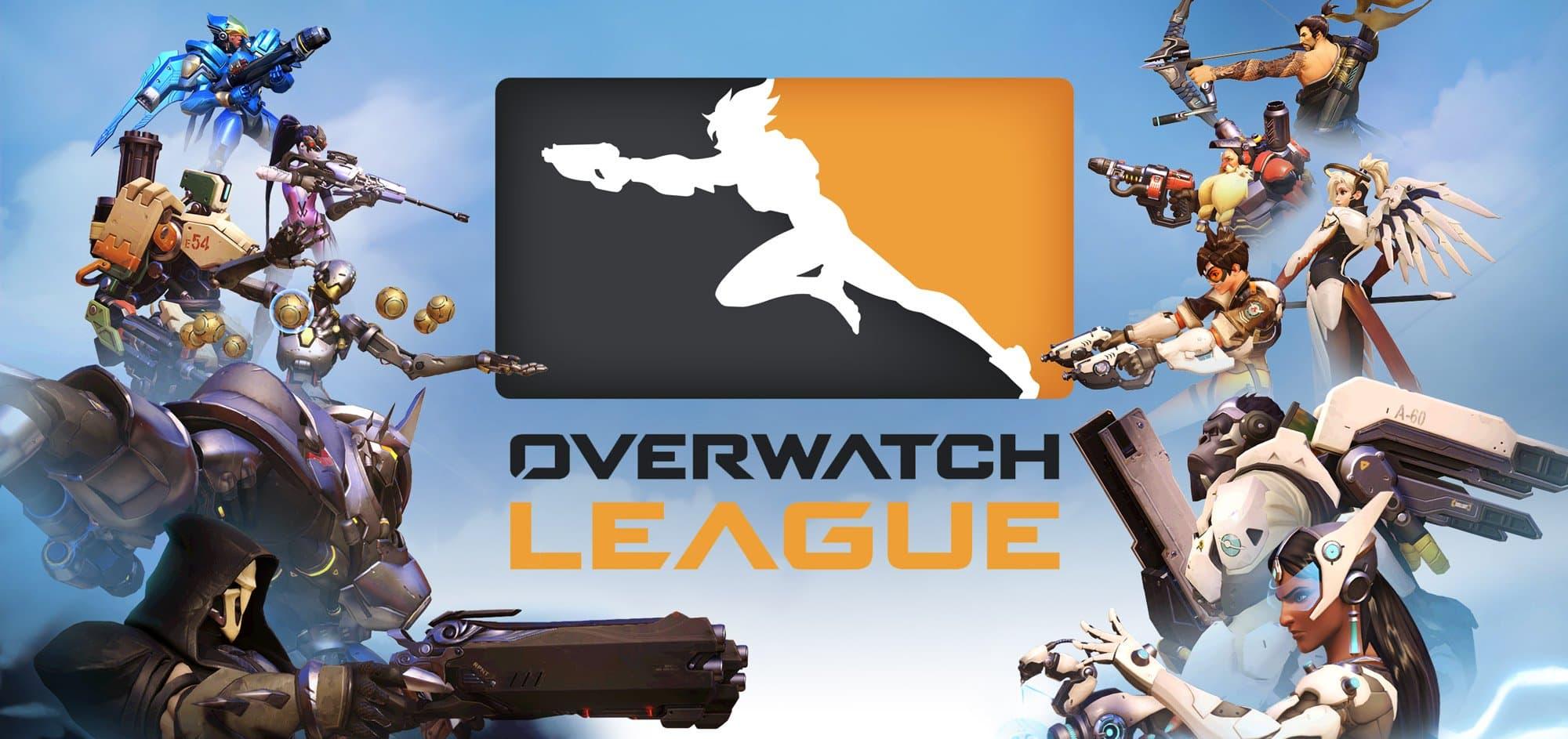 Overwatch League Kick-off