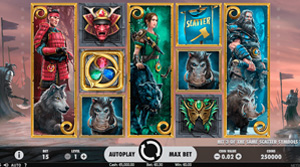 Play Mobile Slots such as Warlords