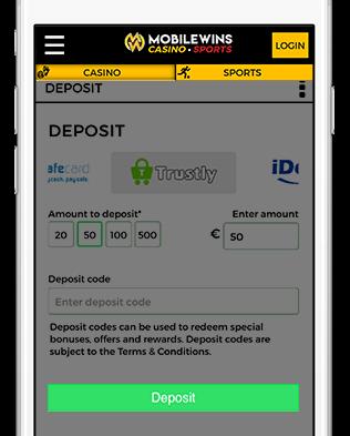 Trustly Casino Deposit - Trustly Deposit