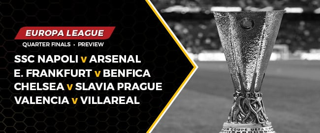 quarterfinals europa league