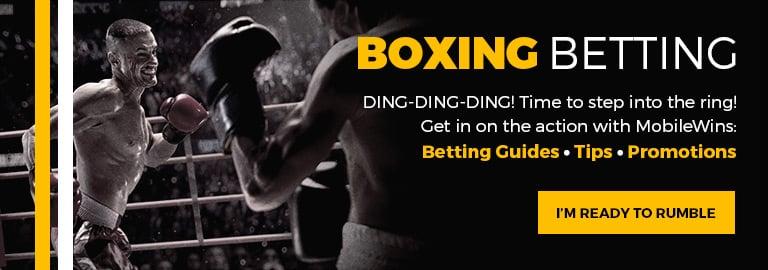 Boxing betting app for iphone betting bangaraju heroine clothing