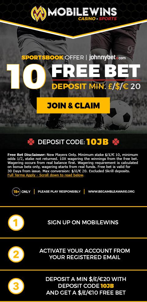 10 Free Bet