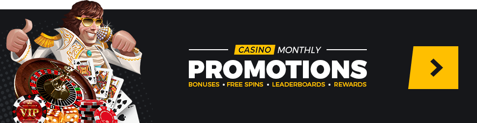 Casino Monthly Promotions - Generic