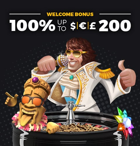 Casino Welcome Offer - Games
