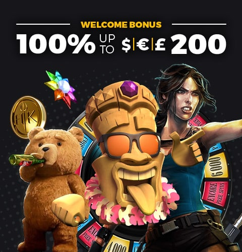Casino Welcome Offer - Slots