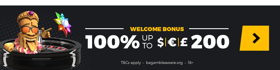 Casino Welcome Offer - Generic