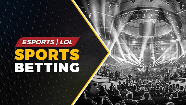 Bet on League of Legends online and on your mobile at Mobile Wins Sports