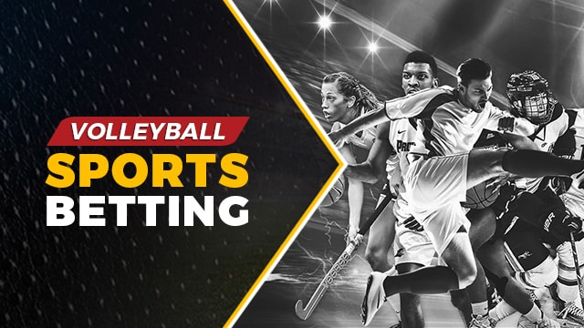 Bet on Volleyball online and on your mobile at Mobile Wins Sports