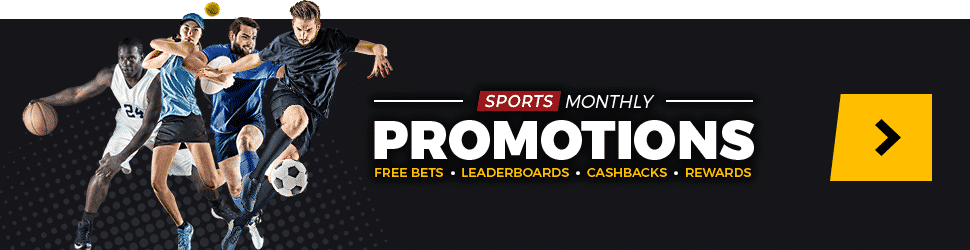 Sports Monthly Promotions – Generic