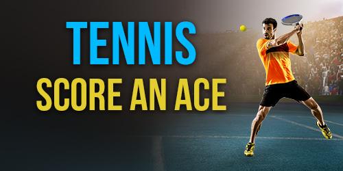 """""""Smashing"""" Good Tennis Action"""